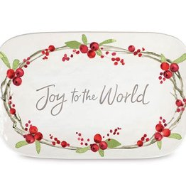 Platter Joy to the World