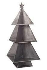 """26"""" Tin Christmas Tree Display"""