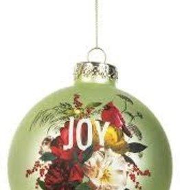 Joy Cardinal Ornament