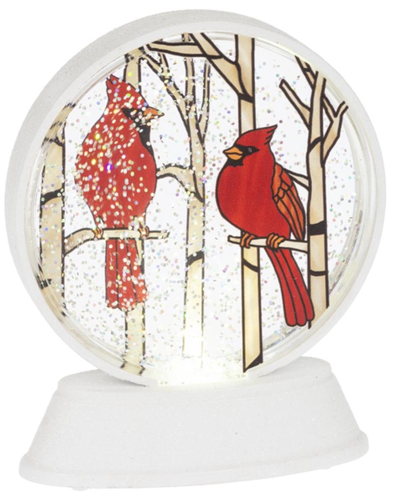LED Cardinal Shimmer