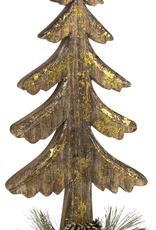 Large Woodland Christmas Tree