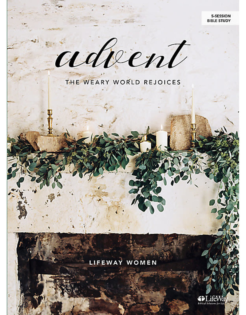 Advent - Bible Study Book The Weary World Rejoices