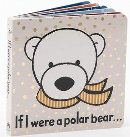Jellycat-If I were a Polar Bear Book
