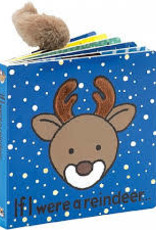 Jellycat- IF I WERE A REINDEER BOOK