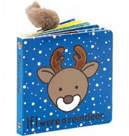 Jellycat- IF I WERE A REINDEER BOOK