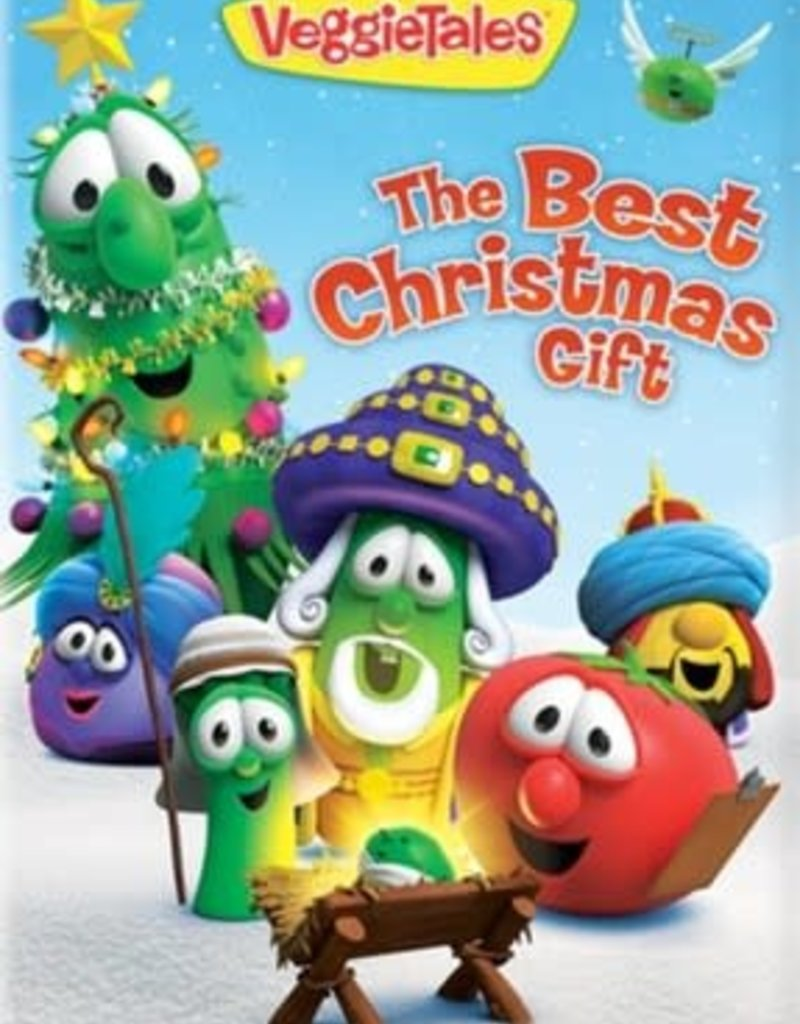 The Best Christmas Gift DVD