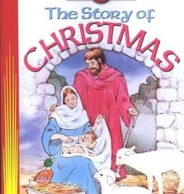 The Story of Christmas: Happy Day Book