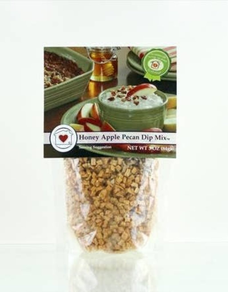 Gourmet Dip Mix - Honey Apple Pecan