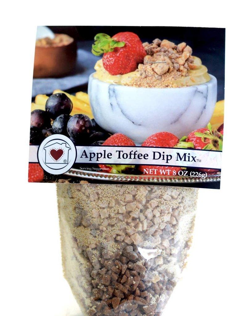 Gourmet Dip Mix- Apple Toffee