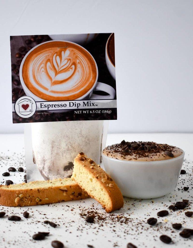 Espresso Dip Mix