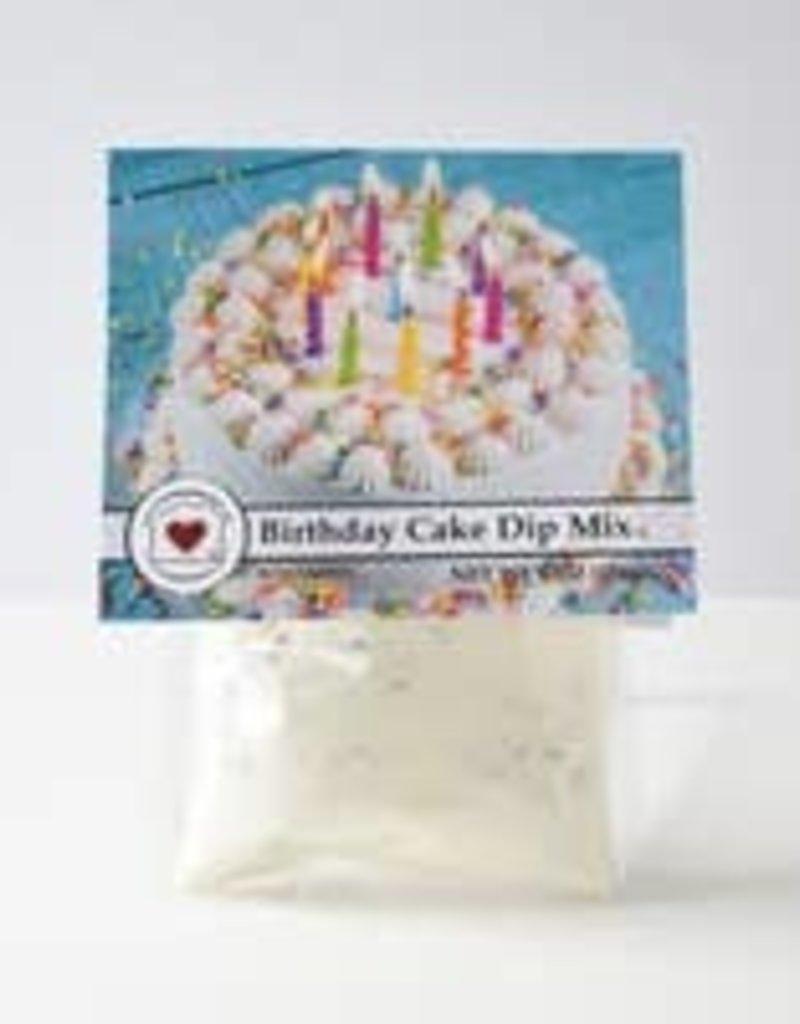 Birthday Cake Dip Mix