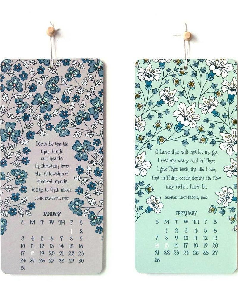 2021 Hymn Calendar