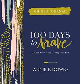 100 Days to Brave Guided Journal