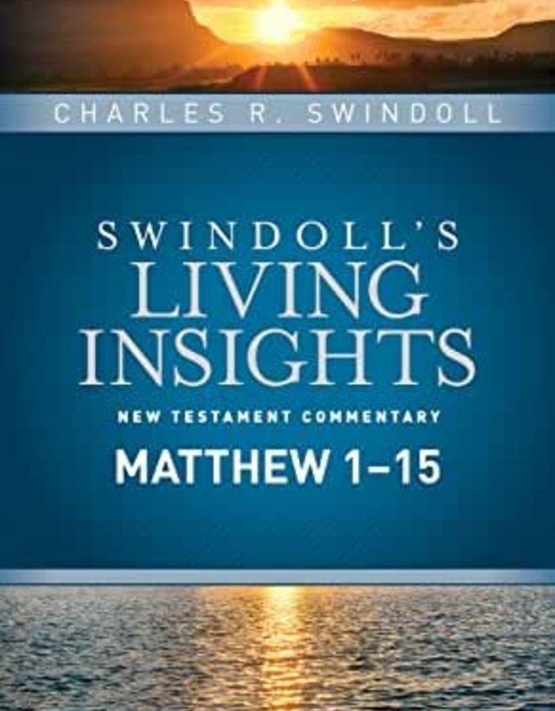 Insights on Matthew 1--15