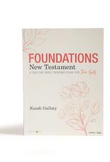 Foundations: New Testament - Teen Girls' Devotional