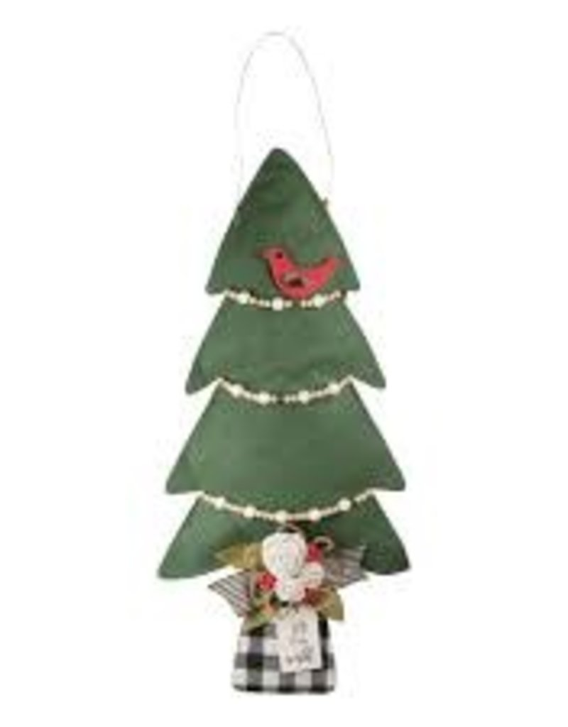 Joy to the World Tree Burlee