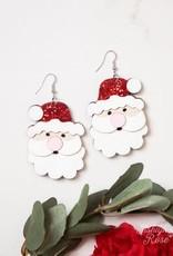 Santa Claus Earrings