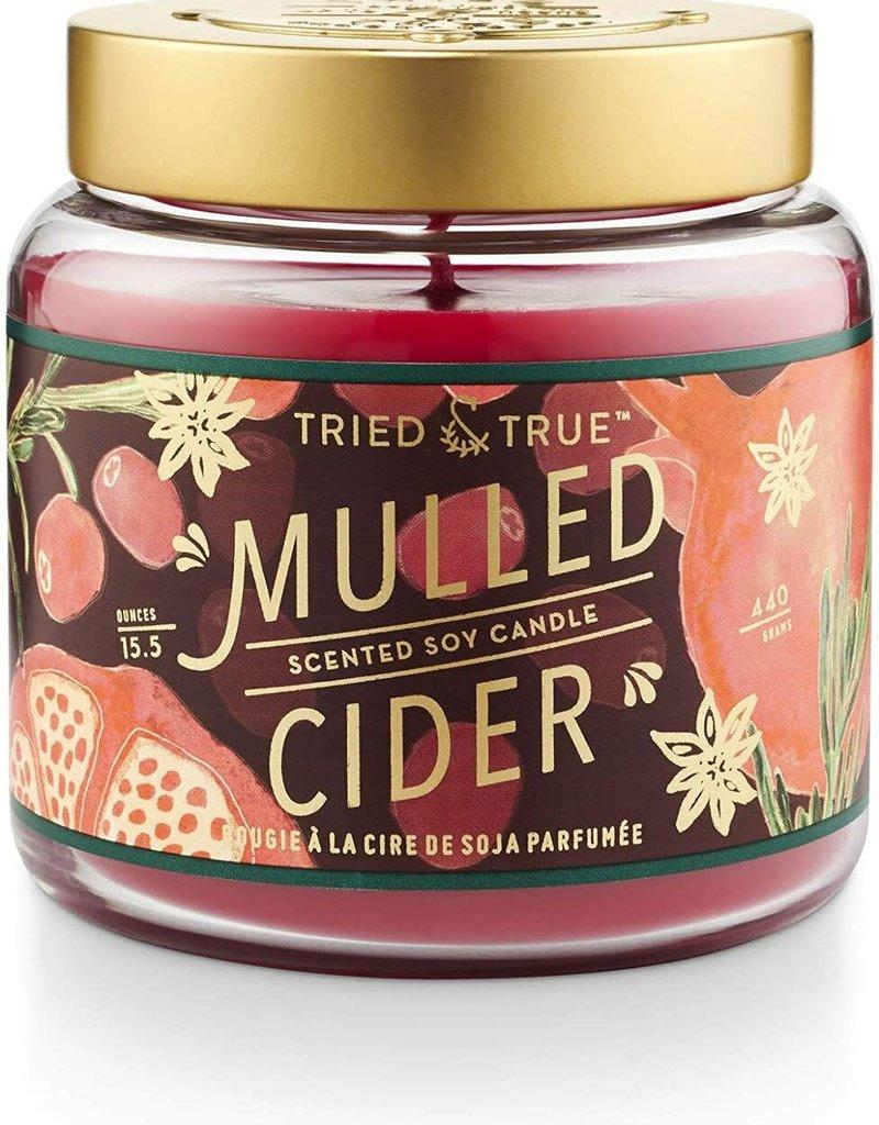 Tried & True Large Jar Mulled Cider