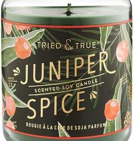 Tried & True XLarge Jar Juniper Spice