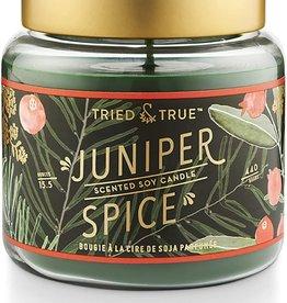PL Tried & True Large Jar Juniper Spice