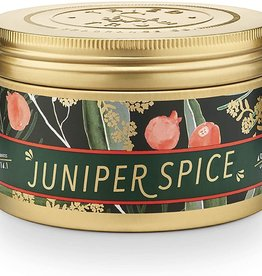 Tried & True Large Tin Juniper Spice