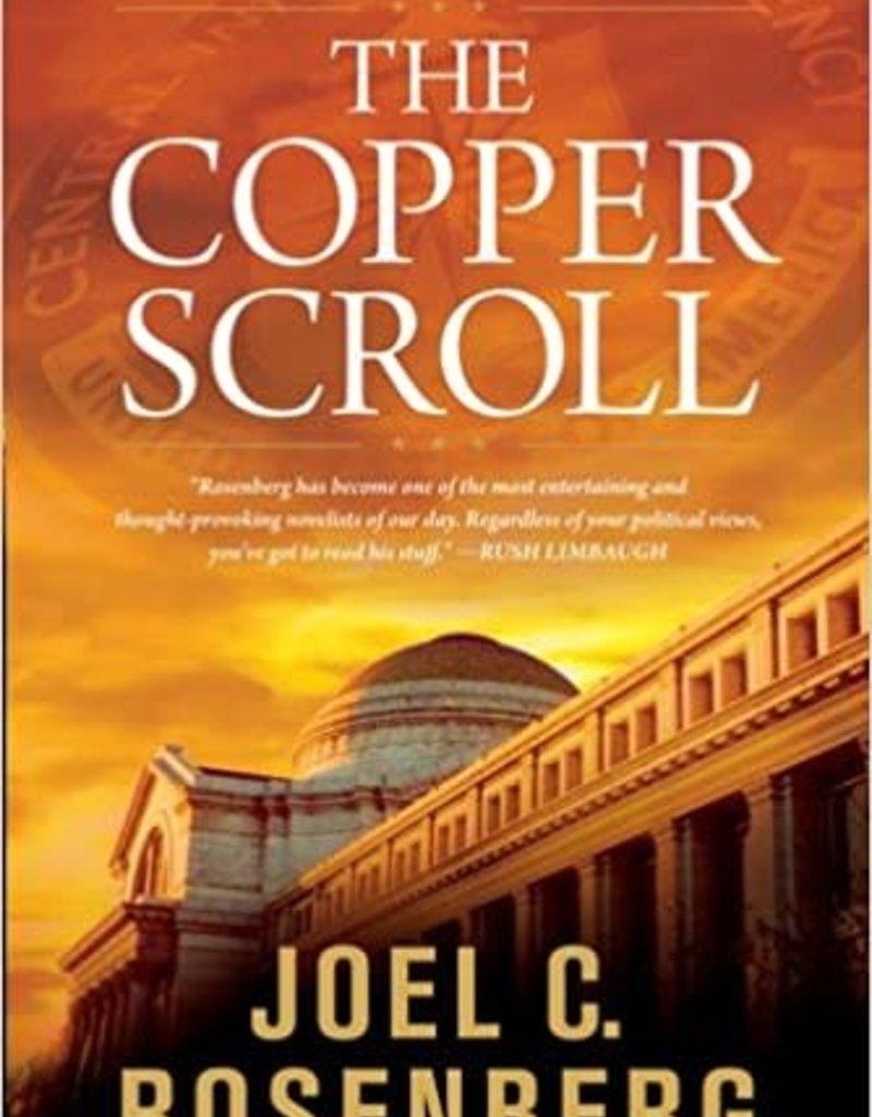 The COPPER SCROLL ( Last Jihad #4)