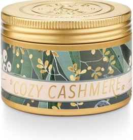 Tried & True Small Tin Cozy Cashmere