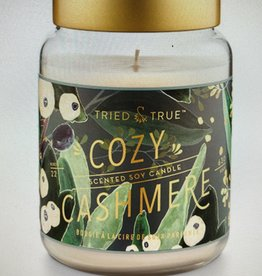 Tried & True Large Jar Cozy Cashmere