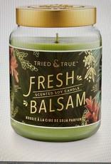 Tried & True XLarge Jar Fresh Balsam