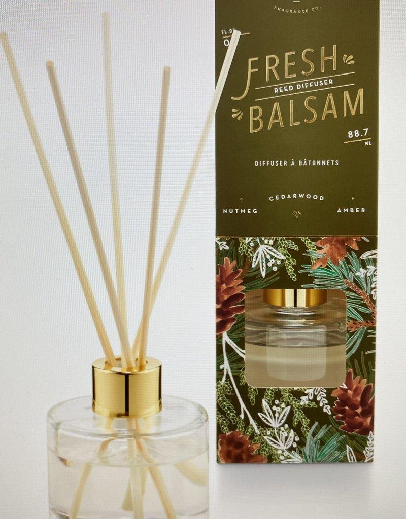 Tried  & True Diffuser Fresh Balsam