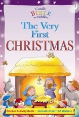 Candle Bible For Toddlers: Very First Christmas