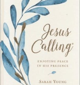 Jesus Calling (Large Text) Botanical