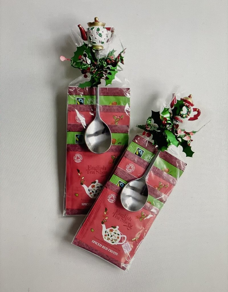 Tea for Two Gift pack w/ Spoon