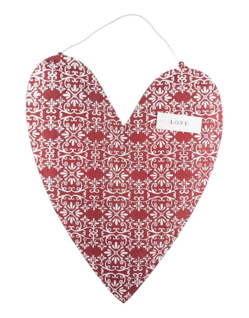 Love Red Heart Burlee