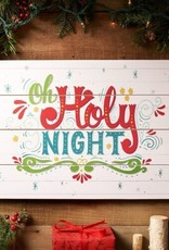PLAQUE WALL OH HOLY NIGHT