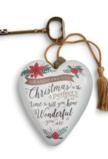 Art Heart - Grandparents Holiday