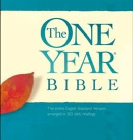 ESV One Year Bible, softcover