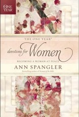 The One Year Devotions for Women: Becoming a Woman at Peace (The One Year Book)
