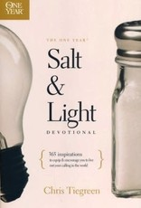 The One Year Salt And Light Devotional (Oct)
