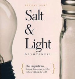 The One Year Salt And Light Devotional