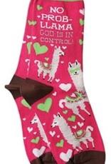 Socks-No Prob-Llama, God is in Control
