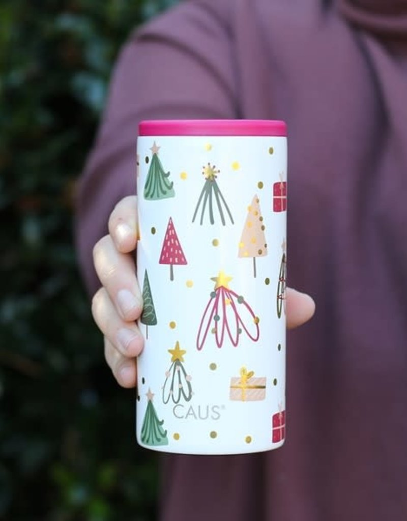 SS Skinny Can Cooler Whimsicle Winter