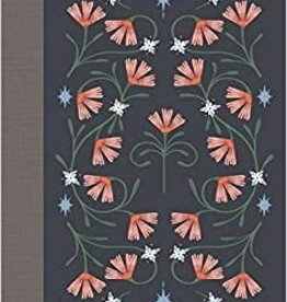 ESV Student Study Bible (Hardcover, Flowers Design)