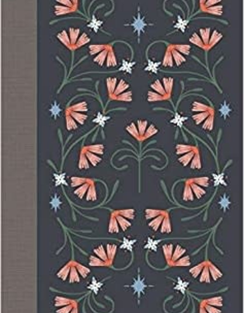ESV Student Study Bible (Hardcover, Flowers Design)