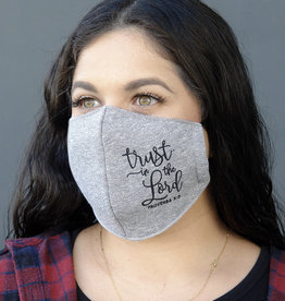 Face mask-FLEECE FABRIC 3D - PROV. 3:5