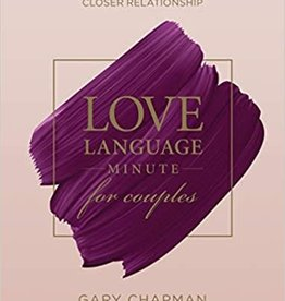 Love Language Minute For Couples