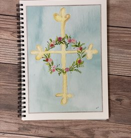 Lovely Cross Journal