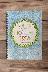 Faith Hope & Love Journal