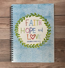 Faith Hope & Love Journal