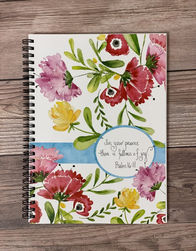 Joyful Blossoms Journal